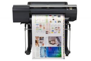 Canon participa en la feria Photokina con nuevos modelos de trabajo de impresión